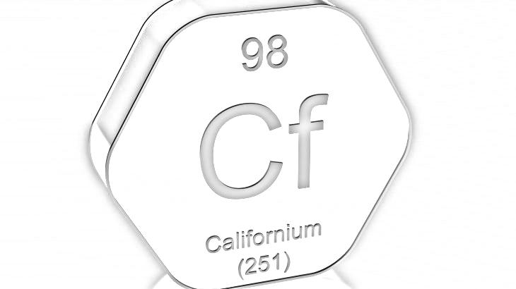کالیفورنیوم