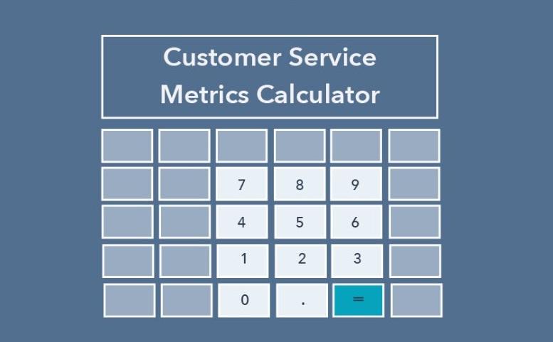 متریک های ارائه خدمات به مشتری – دانلود رایگان ماشین حساب