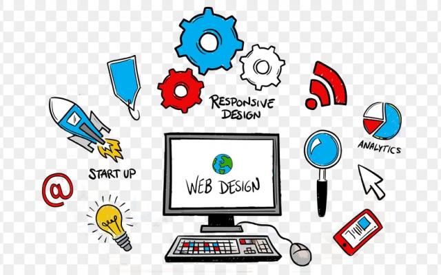 طراحی انواع وبسایت های مختلف، به همراه سئو و دیجیتال مارکتینگ پیشرفته